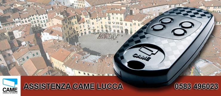 Came Lucca automazioni