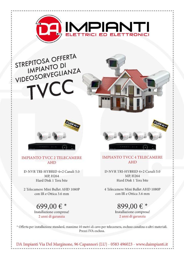 OFFERTE TVCC DaImpianti Lucca